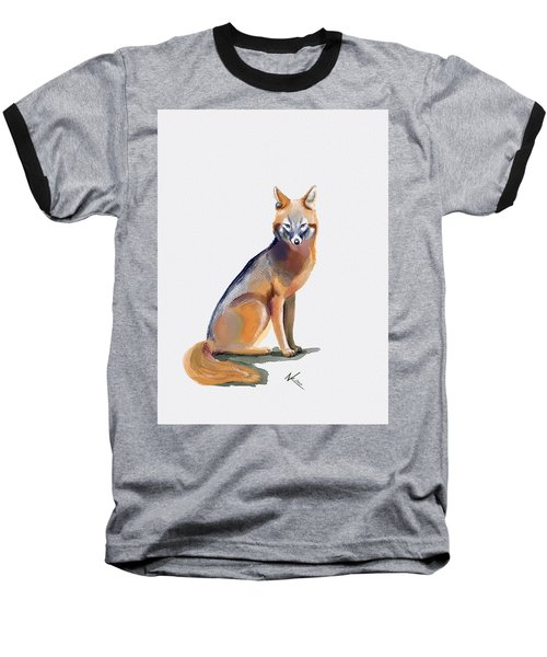 Fox Baseball T-Shirt