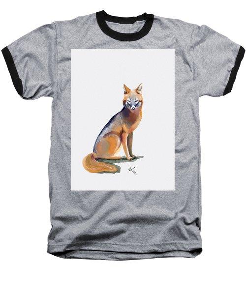 Fox Baseball T-Shirt