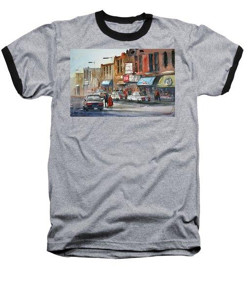 Fox Theater - Steven's Point Baseball T-Shirt