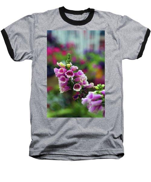 Foxglove 1154 H_2 Baseball T-Shirt