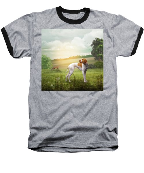 Foxhound Baseball T-Shirt