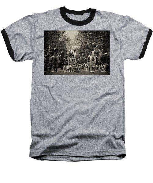 Foxhunt Baseball T-Shirt
