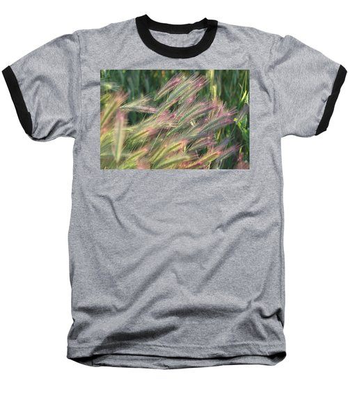 Foxtails In Spring Baseball T-Shirt