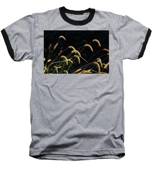 Foxtails Baseball T-Shirt