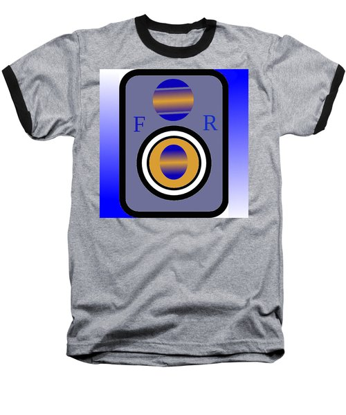 Amplifier Baseball T-Shirt