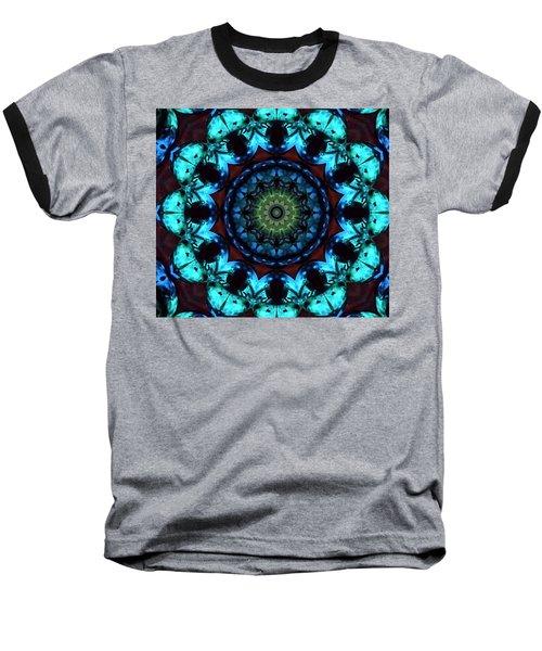Fractal 2 Baseball T-Shirt