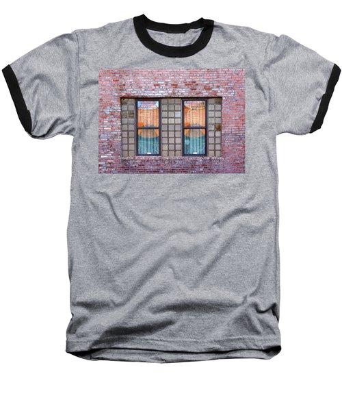 Fracture Reflection Baseball T-Shirt