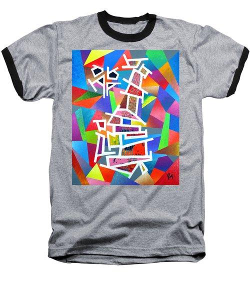 Fractured Instrument Of Love Baseball T-Shirt