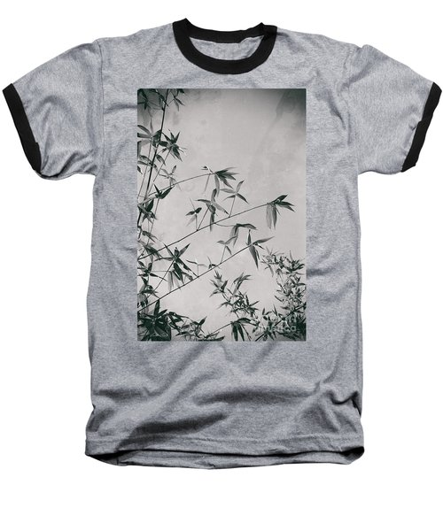 Baseball T-Shirt featuring the photograph Fragility And Strength by Linda Lees