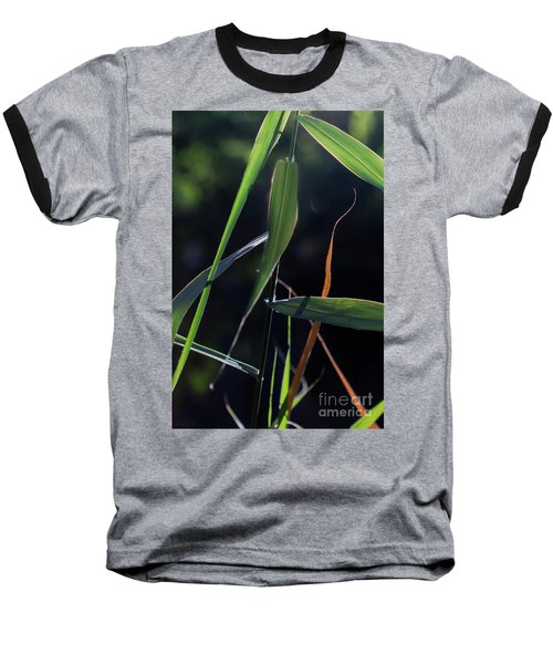 Baseball T-Shirt featuring the photograph Fragment by Linda Lees