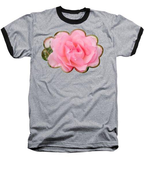 Fragrant Cloud Rose Baseball T-Shirt