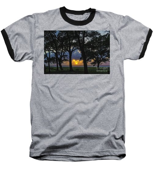 Framed Baseball T-Shirt