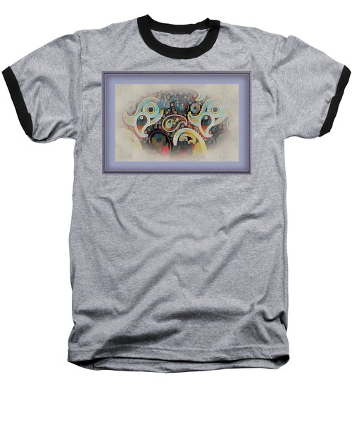 Framed Fantasy Baseball T-Shirt