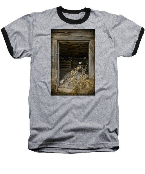 Baseball T-Shirt featuring the photograph Framed by Fran Riley