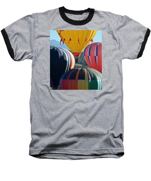 Framed Baseball T-Shirt by Kevin Munro