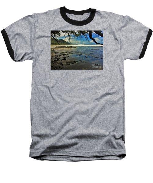 Framing The Tide Baseball T-Shirt