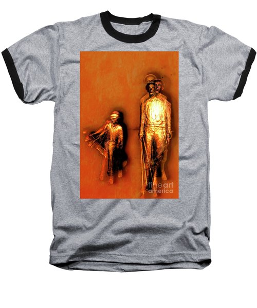 Francis D. Ouimet And Caddy Baseball T-Shirt