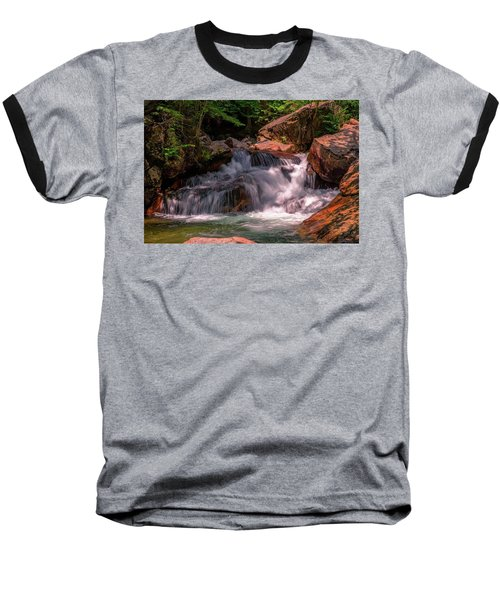 Franconia Notch 2 Baseball T-Shirt by Sherman Perry