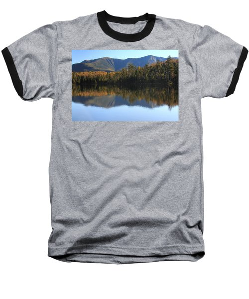 Franconia Ridge From Lonesome Lake Baseball T-Shirt