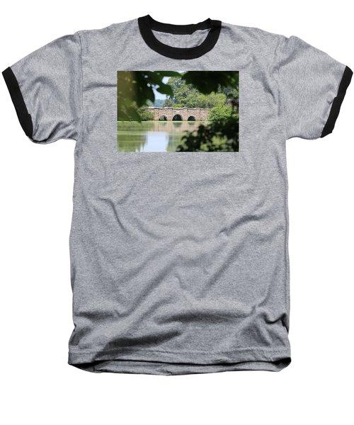 Frank Melville Memorial Park Setauket New York Baseball T-Shirt by Bob Savage