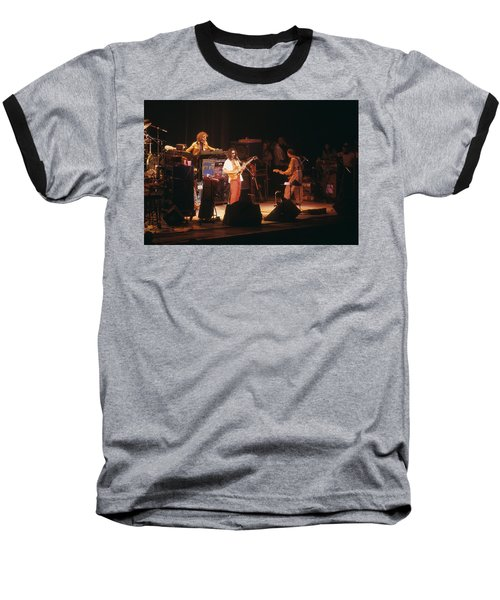 Frank Zappa Baseball T-Shirt