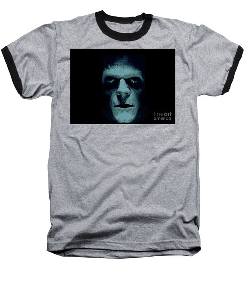 Baseball T-Shirt featuring the photograph Frankenstein by Janette Boyd