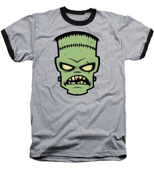 Frankenstein Monster Baseball T-Shirt