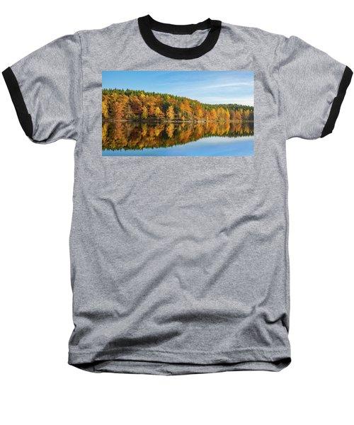 Frankenteich, Harz Baseball T-Shirt by Andreas Levi