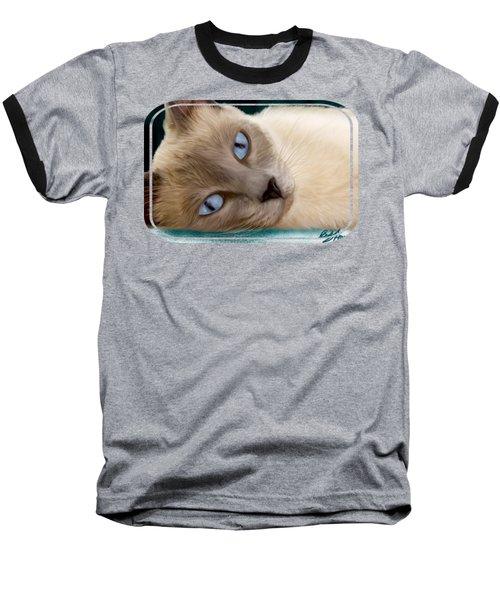 Frankie Blue Eyes Baseball T-Shirt