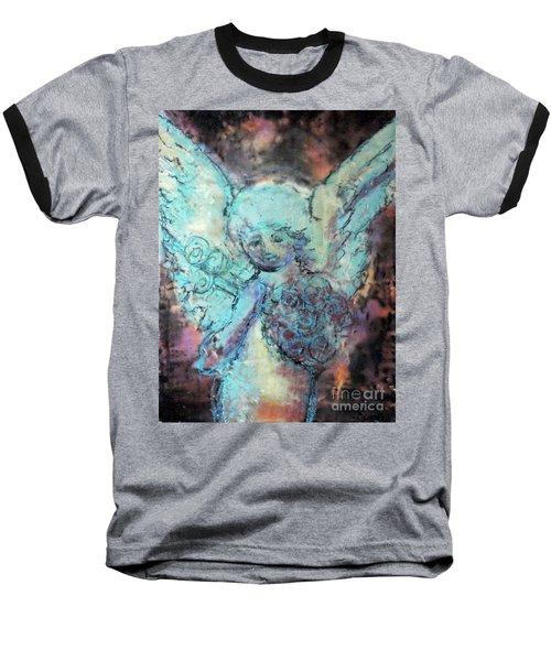 Franklin Angel Baseball T-Shirt