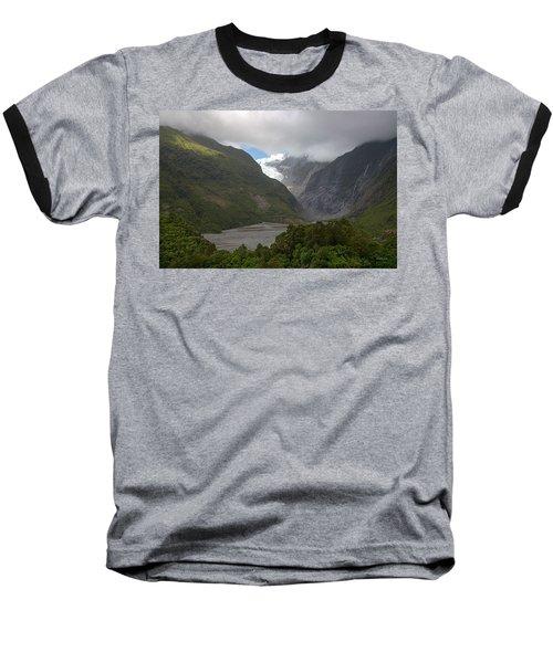 Franz Josef Glacier  Baseball T-Shirt