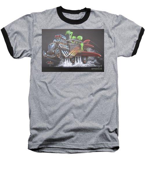 Freakwentflying Baseball T-Shirt