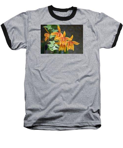 Freckled Flora Baseball T-Shirt