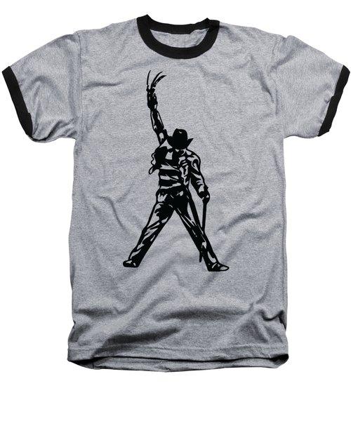 Freddy Krueger Baseball T-Shirt
