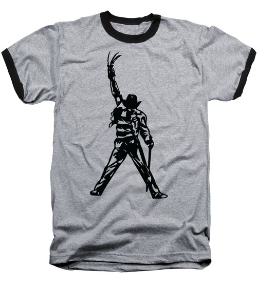 Freddy Krueger Baseball T-Shirt