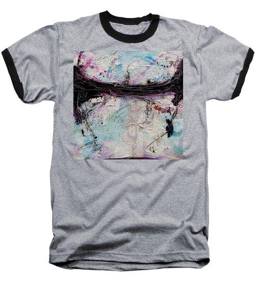 Free As A Bird Baseball T-Shirt by Tracy Bonin