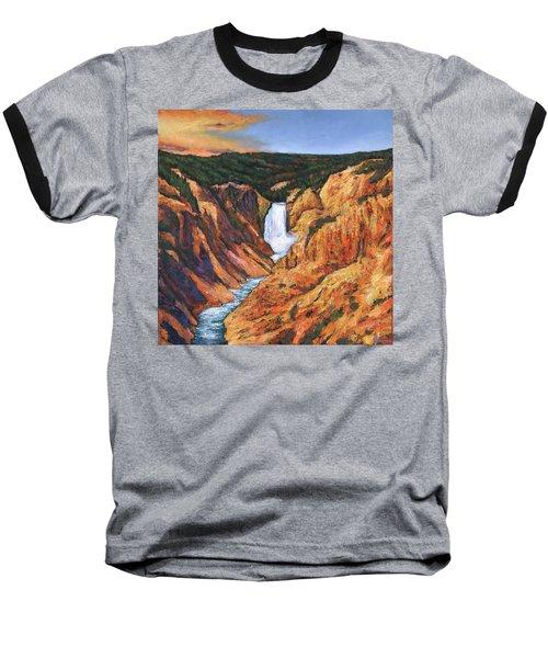 Free Falling Baseball T-Shirt