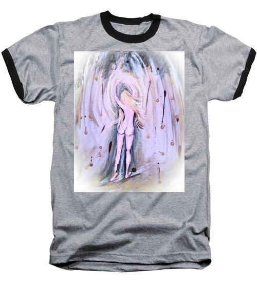 Free Girl Baseball T-Shirt