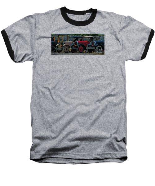 Free Parking Baseball T-Shirt