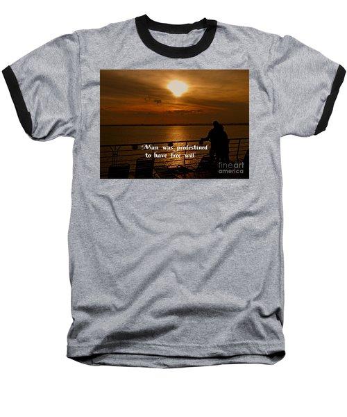 Free Will Baseball T-Shirt