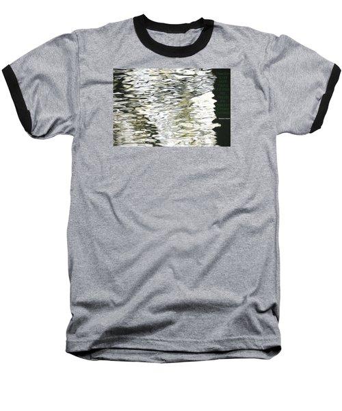 Freedom Baseball T-Shirt by David Norman