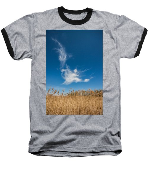 Baseball T-Shirt featuring the photograph Freedom by Davorin Mance