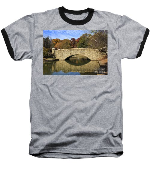 Freedom Park Bridge Baseball T-Shirt