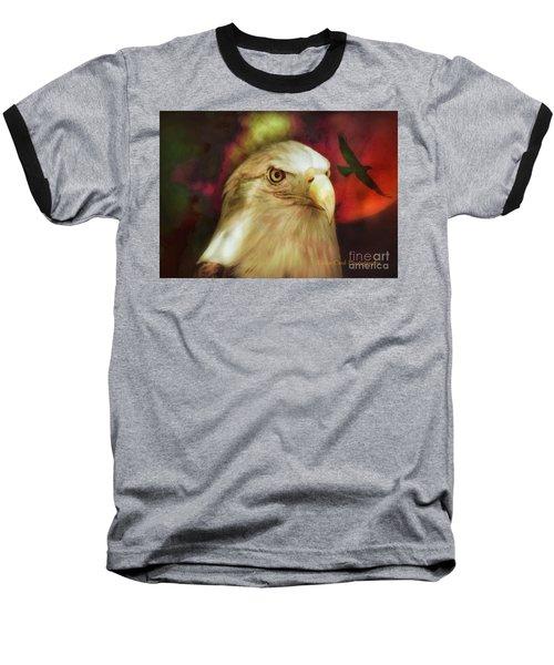 Freedom To Fly Baseball T-Shirt