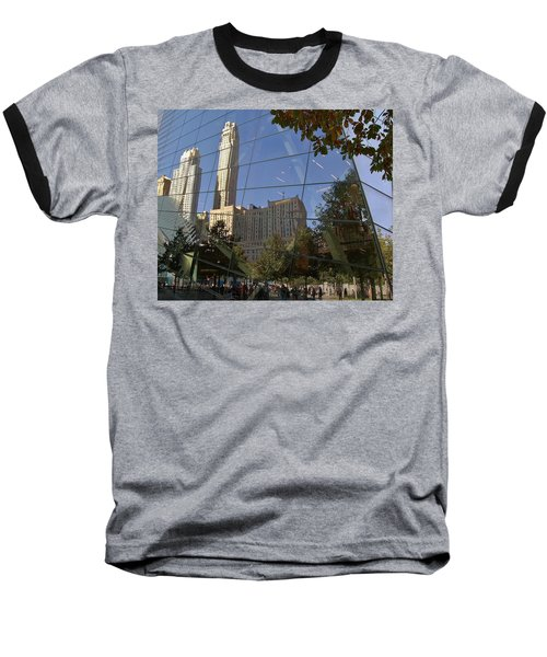 Ground Zero Reflection Baseball T-Shirt