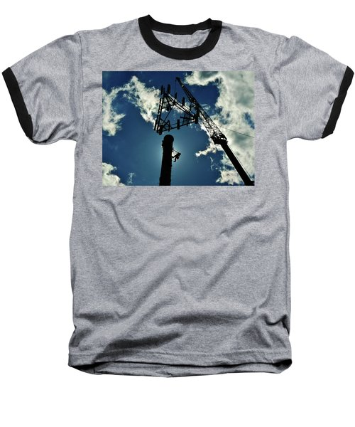 Baseball T-Shirt featuring the photograph Freeland by Robert Geary