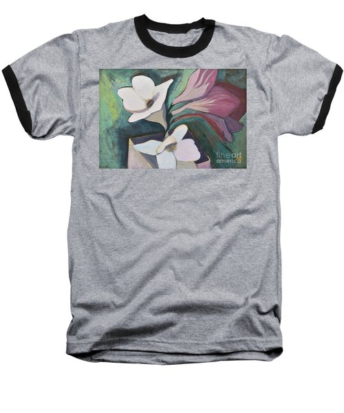 Freesia Baseball T-Shirt