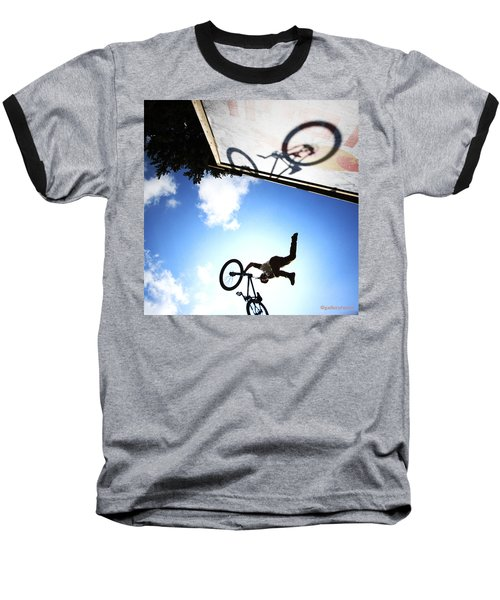 Freestyle Shadows Baseball T-Shirt