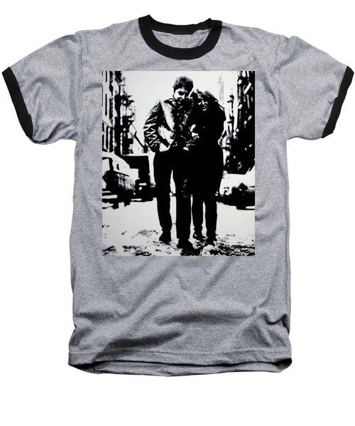 Freewheelin Baseball T-Shirt