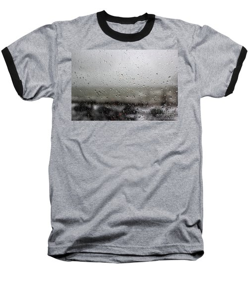 Freezing Rain Baseball T-Shirt